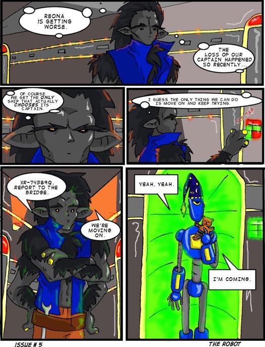 005 | The Robot