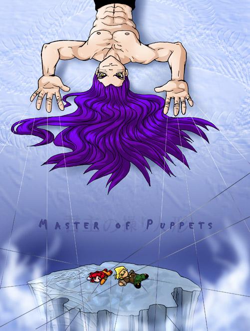 Art | Master of Puppets