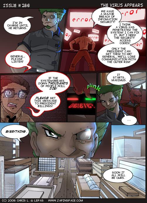286b | The Virus Appears